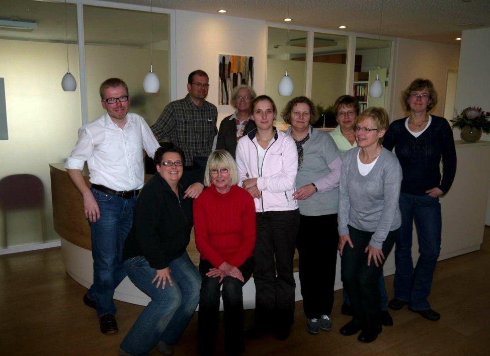 Hausarztpraxis am Humboldtplatz, Ameling Terhaar